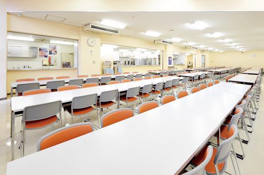 学生食堂/本館1階