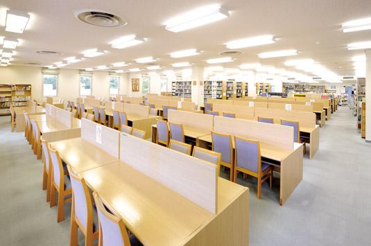 図書館/本館3階
